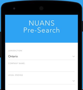 NUANS App