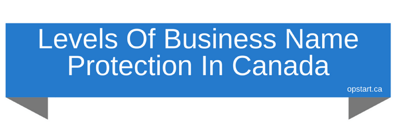 Business Name Protection Canada