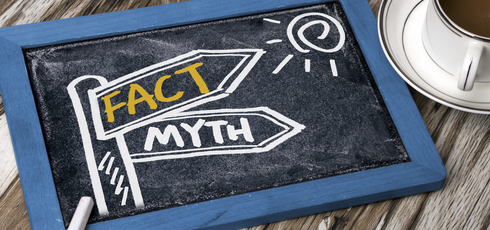 Small Business Myths You Can Put Out of Your Mind