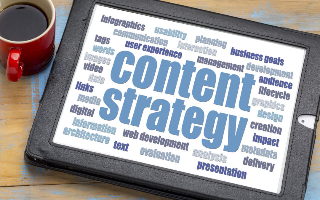How To Create A Content Strategy To Drive Business Goals