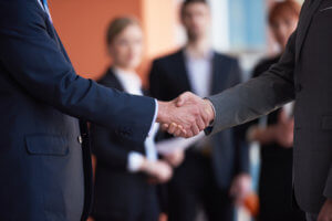 How Do Partnerships Work With People You Don't Know