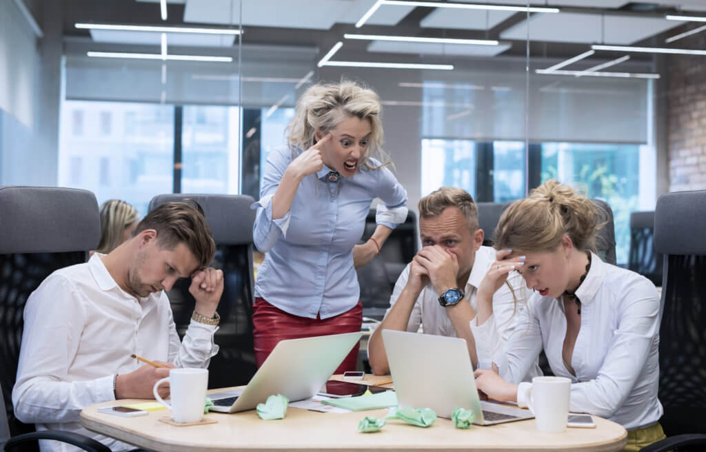 Are You a Toxic Leader? How to Become a Better Boss