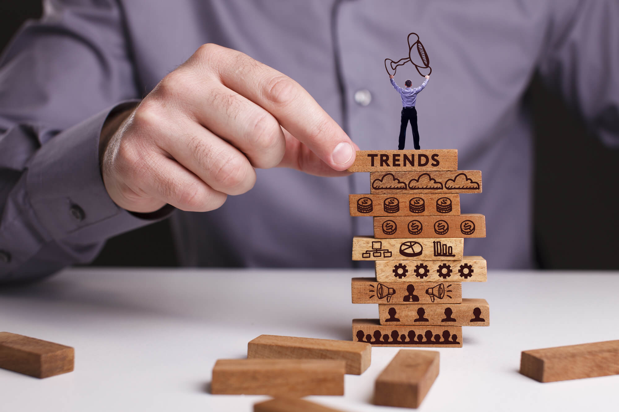 Top 9 Business Trends That Will Bring Success in 2018