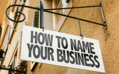 Learn How To Name Your Business and Incorporate Online
